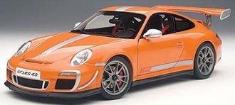 Porsche 911 (997) GT3 RS 4.0 (Orange)