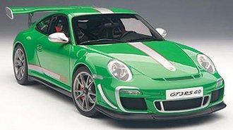 Porsche 911 (997) GT3 RS 4.0 (Green)