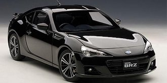 Subaru BR-Z (Black)