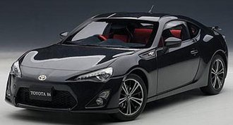 "Toyota 86 GT ""Limited"", Asian Version/RHD, Gray Metallic"
