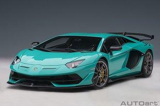 Lamborghini Aventador SVJ (Solid Blue)