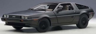 DeLorean DMC-12 (Matte Black)