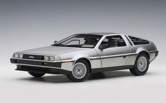 DeLorean DMC-12 (Satin Finish)
