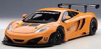 McLaren 12C GT3 Presentation Car (Metallic Orange)