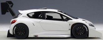 """2013 Peugeot 206 T16 """"Pikes Peak Race Car"""" Composite Plain Color Version (White)"""