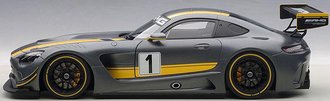 Mercedes-AMG GT3 Presentation Car, (Grey) (Composite)