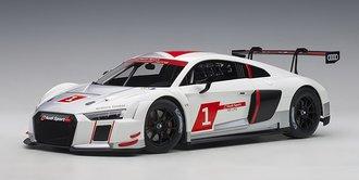 Audi R8 LMS Geneva Presentation Car 2016