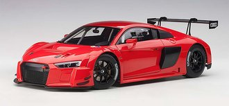 Audi R8 LMS Plain Color Version (Red)