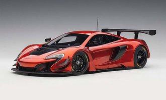 McLaren 650S GT3 (Volcano Orange/Black Accents)