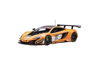 """McLaren 650S GT3 """"2016 Bathurst 12 Hour Winner - L.Van Gisbergen/A.Parente/J.Webb #59"""""""