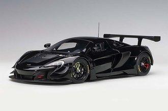 McLaren 650S GT3 (Gloss Black/Matte Black Accents)