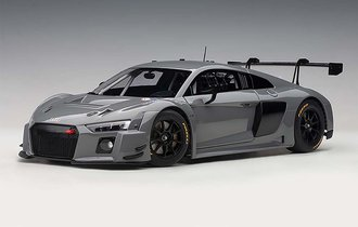 Audi R8 LMS Plain Color Version (Nardo Grey)