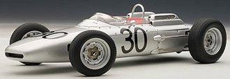 Porsche 804 Formula 1 1962 #30 Winner Dan Gurney Grand Prix De France, Rouen 1962