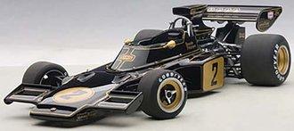 Lotus 72E 1973 Ronnie Peterson #2, Composite