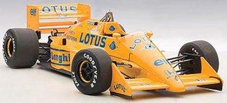 Lotus 99T Honda F1 Japanese GP 1987 S.Nakajima #11 (Composite)