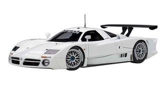 1998 Nissan R390 GT1 Lemans Street Car (White)