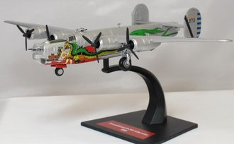 """Consolidated B-24J Liberator """"The Dragon & His Tail"""""""
