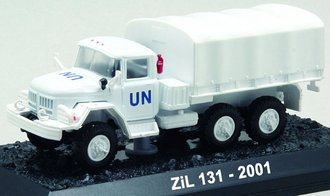 Zil 131 - United Nations, 2001