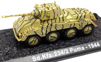 Sd.Kfz.234/2 Puma - German Army, 1944