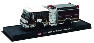 "American LaFrance Eagle Pumper ""San Francisco Fire Department Engine 3, 2006"""