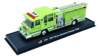 """Pierce Quantum Pumper """"Palm Beach Gardens Fire Rescue, 1997"""""""