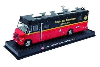 "LDV Command Truck ""Chicago Fire Department, 2005"""