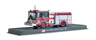 """Luverne Pumper """"Engine Company 59, Chicago Fire Department, 1998"""""""