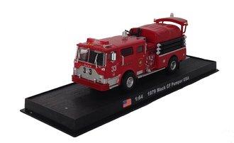 "Mack CF Pumper ""Engine 33, New York City Fire Department, 1979"""