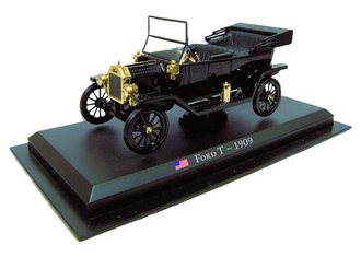 1909 Ford Model T (Black)