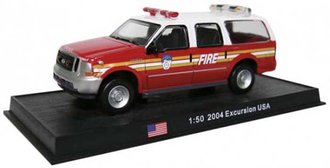 "2004 Ford Excursion ""New York City Fire Department"""