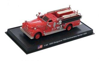 """1:64 1952 Seagrave 400B Fire Pumper """"Pennsylvania"""""""