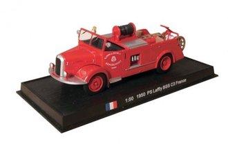 """1950 PS Laffley BSS C3 Light Fire Pumper """"France"""""""
