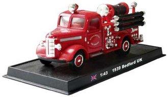 "1:43 1939 Bedford ""City of Liverpool Fire Brigade, England"""