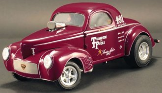 "1:18 1941 Willys Gasser ""Jr. Thompson & Poole"""