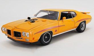 "1970 Pontiac GTO Judge ""Drag Outlaws"" (Orbit Orange)"