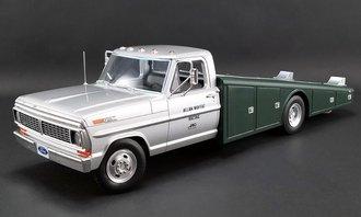 """1:18 1970 Ford F-350 Ramp Truck """"BRUT - Allan Moffat"""""""