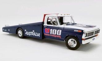 """1:18 1970 Ford F-350 Ramp Truck """"U100 - Allan Moffat"""""""