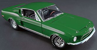 1:18 1968 Shelby GT-350 (WT 7081 - Green)