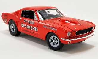 "1:18 1965 Ford Mustang A/FX ""Gas Ronda"""