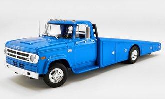 1970 Dodge D-300 Ramp Truck (Corporate Blue)