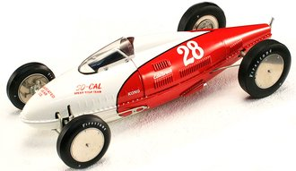 1:18 So-Cal Speed Shop Belly Tanker (Red/White)