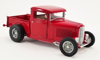 1:18 1932 Ford Hot Rod Pickup Truck