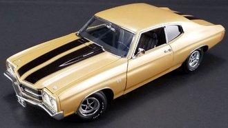 1:18 1970 Chevrolet Chevelle SS 396 (Desert Sand)