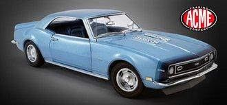 "1:18 1968 Chevrolet Camaro SS Coupe ""Unicorn"""