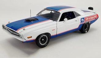 """1:18 1971 Dodge Challenger R/T Drag Package """"Drag Outlaws- MOPAR"""""""