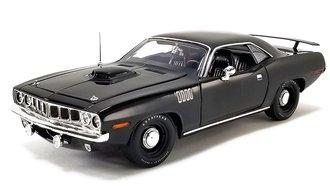 1971 Plymouth HEMI Cuda (Black)