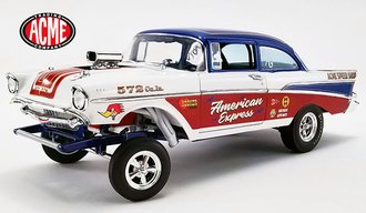 1:18 1957 Chevrolet Bel Air Gasser