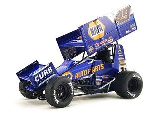 "1:18 2021 Sprint Car ""#49 NAPA - Brad Sweet"""