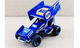 "1:642021 Sprint Car ""#49 NAPA Brad Sweet"""