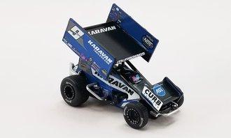 "1:64 2021 Sprint Car ""#9 Karavan Trailers - James McFadden"""
